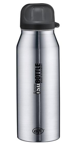 alfi IsoBottle Drinkfles 350ml zilver